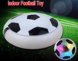 創造的な着火は明るく軽い中断フットボールの電気サッカーの子供の男の子の屋内おもちゃのスポーツの球をもてあそぶ