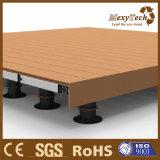 Großer Laden-Fähigkeits-Plastikjustierbarer Untersatz für angehobenen Fußboden