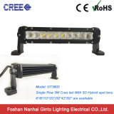 200W CREE LED simple rangée Offroad Light Bar