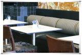 Normale Mattquadratische Innen-HPL Tisch-Oberflächenoberseite