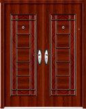 Departamento de Puerta de Hierro ( puerta de seguridad de acero )