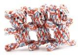 Los juguetes de la cuerda del perro para los animales domésticos grandes grandes, duradero son para la diversión que mastica