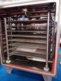 Essiccatore di cassetto farmaceutico di vuoto di temperatura insufficiente