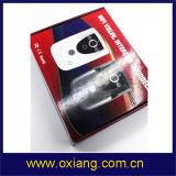 Porte du plus défunt WiFi portatif Bell visuelle Ox-Wd1 avec la commande d'intercom et de caméra par Smartphone (androïde de support et dispositifs d'IOS)
