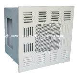 Caixa terminal do filtro de HEPA, caixa de HEPA, módulo terminal da caixa do filtro do teto HEPA para o quarto desinfetado