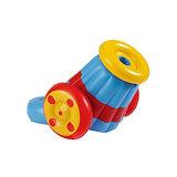 Divertido Diseño nuevo cañón de juguete hinchable de PVC