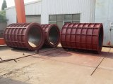 Suspension Roller Pipe Making Steel Mold