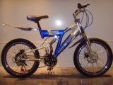 Bicicleta cheia do freio de disco da bicicleta da montanha de 20 Suspention