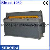 Máquina de corte mecânica, máquina de corte hidráulica (QC12Y 10 x 3200)