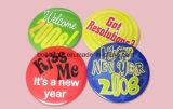 Regalos de publicidad baratos baratos insignia de botones para la promoción