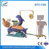 Стул зубоврачебного блока высокого качества зубоврачебный для малышей Китая