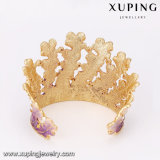Bangle-216 nueva llegada de la moda de estilo indio Xuping pintura 24k Gold Bangle