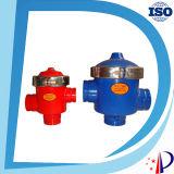 Válvula de Backwashs de acoplamento de bobina de caldeira