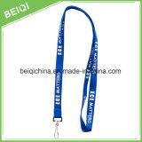 Cordão de poliéster personalizado para promoção promocional