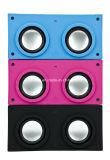 熱い販売! 接触誘導センサーのステレオの携帯用無線アンプの可動装置のスピーカー