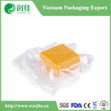 Saco de embalagem transparente de vácuo de manga seca