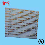 PWB del aluminio para la fabricación de la asamblea del PWB del OEM LED del LED (HYY-070)