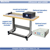 De ultrasone Machine van het Lassen van de Vlek
