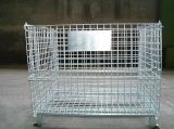 Stahlineinander greifen-Behälter für Speicherung