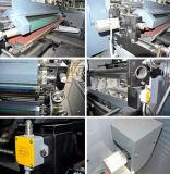 Sopla de la película y la máquina de impresión offset