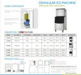 Heißer Verkaufs-kommerzielle granulierte Eis-Maschine