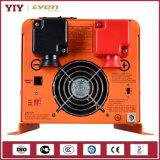 C.C. do inversor da estrela W7 da potência de Yiy 2000W ao inversor da potência de C.A. com carregador (função do UPS)