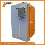 Forno elettrico del rivestimento della polvere di grande sconto con la macchina libera