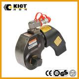 Llave inglesa hidráulica del mecanismo impulsor cuadrado de la marca de fábrica de Kiet