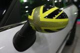 最も新しい側面ミラーは黄色連合ジャックの最もよい小型たる製造人R56-R61を覆う