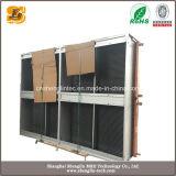 Bobina de condensador de cobre enorme personalizada para HVAC e refrigeração