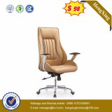 Eleganter Büro-Möbel-Aluminiumarm-Direktor Office Chair (HX-NH104)