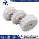 Attrezzo non standard di dente cilindrico della puleggia di plastica dell'attrezzo POM