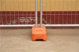 Omheining van de Bouwwerf van het nieuwe Product De Verwijderbare gemakshalve Gebruikte Tijdelijke/de Tijdelijke Tijdelijke Omheining van de Comités/van Australië van de Omheining