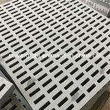 Усиленные FRP из стекловолокна с литыми решетку с гладкой поверхностью