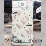 Para almacenamiento en frío interior de la puerta/puerta de metal