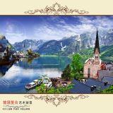 [3د] نافث حبر غرفة حمّام خزفيّ يزجّج جدار قرميد في الصين