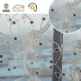 Tessuto coreano del merletto della tessile del bello fiore del prodotto del merletto per il vestito da cerimonia nuziale