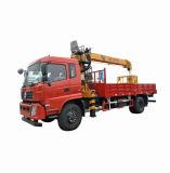 Dongfeng Kingrun 210HP DG/Rhd 8t La flèche télescopique 15t Fret grue montés sur camion