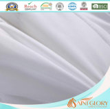 De Katoenen van 100% Polyester Microfibre van de Stof onderaan het Alternatieve het Vullen Tussenvoegsel van het Kussen van het Hoofdkussen