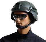 Michの防弾ヘルメットかNijiiiaの弾道戦術的なヘルメット