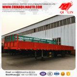 60 контейнера тонн трейлера Dropside планшетного Semi для Африки