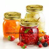 무료 샘플 잼 꿀 단지 유리제 저장 단지 유리제 잼