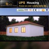 Temps de service de villa mobile de famille long et favorable à l'environnement vivants