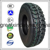 Todo el neumático radial del carro del neumático de acero 13r22.5 315/80r22.5