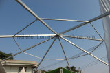 Tente extérieure d'usager de bâti de Snowproof de tente en aluminium de Teepee
