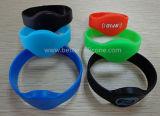 Wristband astuto elastico del silicone di RFID per la piscina