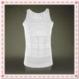 Тонкий поднимите похудение рубашку для мужская (УРП007)