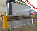 Máquina de dobra hidráulica de Durama com CNC da linha central de Estun E200p dois