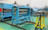 Azulejo de azotea de la onda del PVC del plástico que hace la máquina