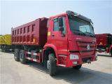 De Vrachtwagen van de Stortplaats van het Zand van Sinotruk HOWO 6X4 voor Verkoop